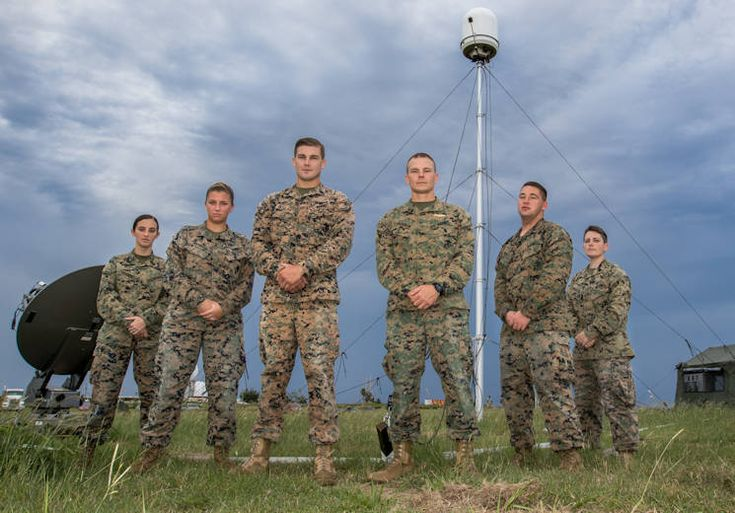 After Hurricane Maria destroyed all National Weather Service weather radar systems in Puerto Rico, Marines serving with the Marine Air Control Squadron 2 keep aircraft aloft with two expeditionary X band radar systems normally used for operations in combat zones.