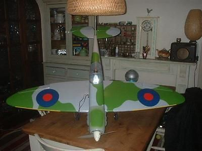 """Rc #model aircraft #supermarine spitfire 55"""" span with os 46 servos and #2.4ghz r,  View more on the LINK: http://www.zeppy.io/product/gb/2/131959086619/"""