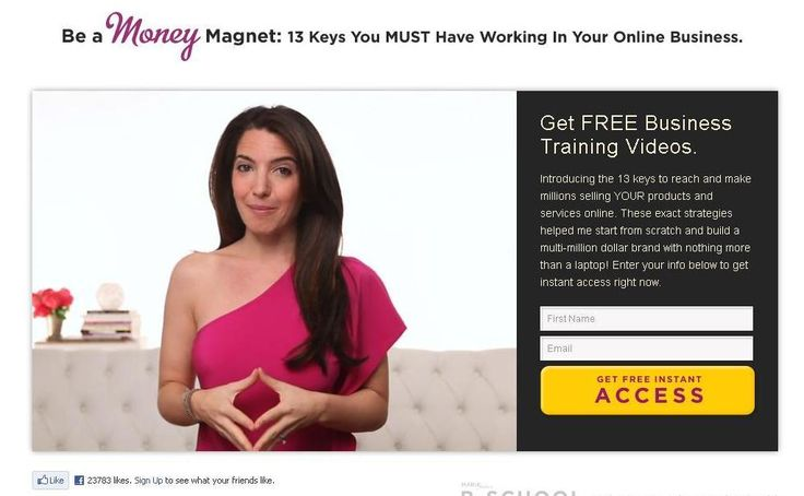 Stellar marketing course for women by women.  Bring your business to the web with full support from a true professional.  Marie is the fonder of the hit tv series Marie TV, and she is an expert at helping women entrepreneurs succed online.