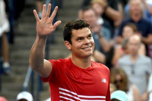 milos raonic atp | ATP - Cincinnati - Combat de serveurs avec Raonic et Isner - Tennis ...