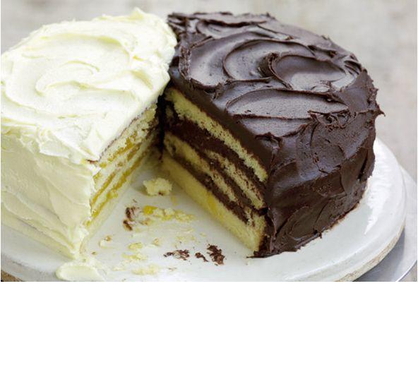 Del Friscos Lemon Cake