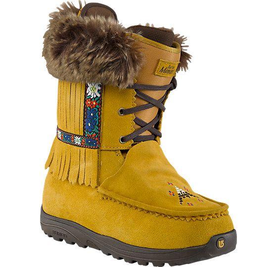 Badass Burton Memento Snowboard Boot