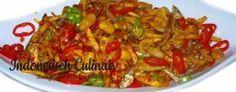 Sambal Goreng Teri dan Kacang Dua - Indonesisch recept | m.indonesisch-culinair.nl
