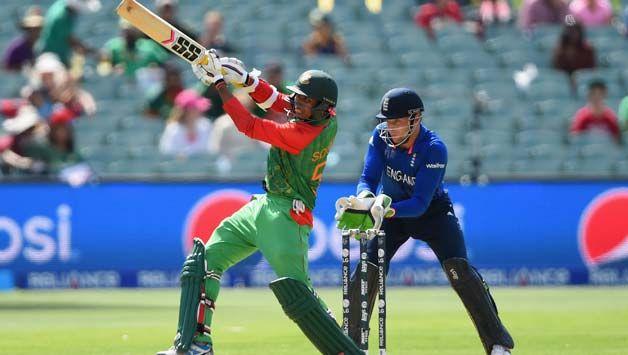 Bangladesh vs England 1st ODI Highlights 07-10-2016