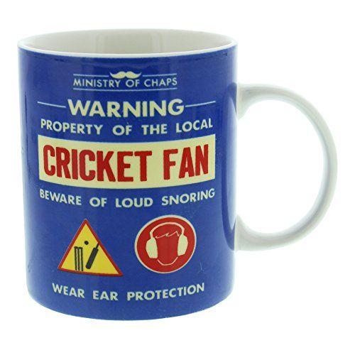 Cricket Fan - Ministry Of Chaps Great Birthday Gift Idea