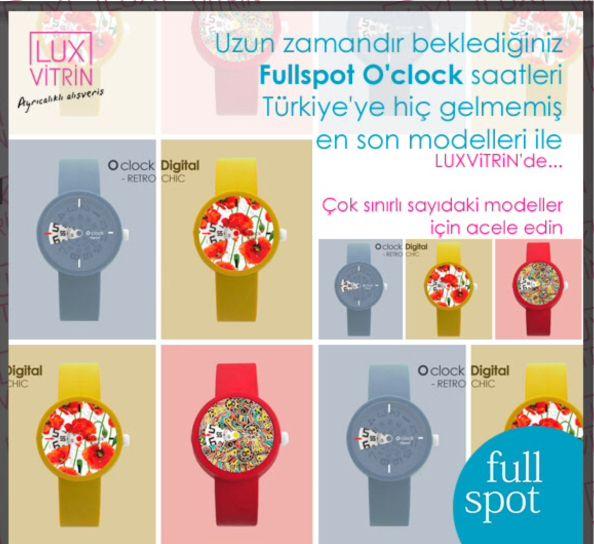 Fullspot Oclock Digital Floral https://www.luxvitrin.com/marka/fullspot-oclock-saat