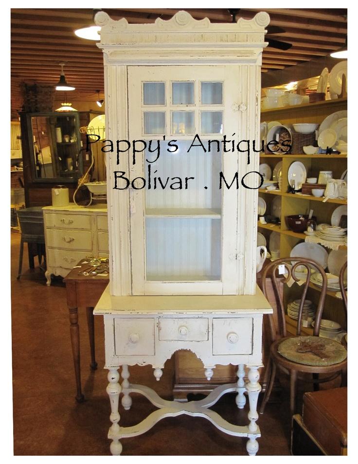 Dan's Custom creation at Pappy's Antiques . Bolivar . MO: Custom Creations, Pappi Antiques, Pappy S Antiques, Dan S Custom