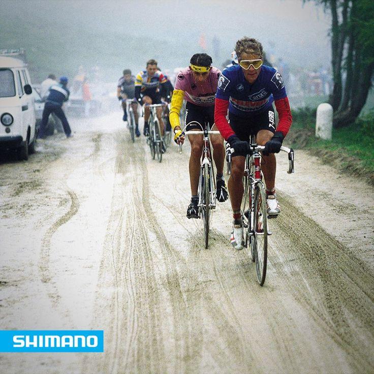 Giro 1988 Hampsten - Gavia