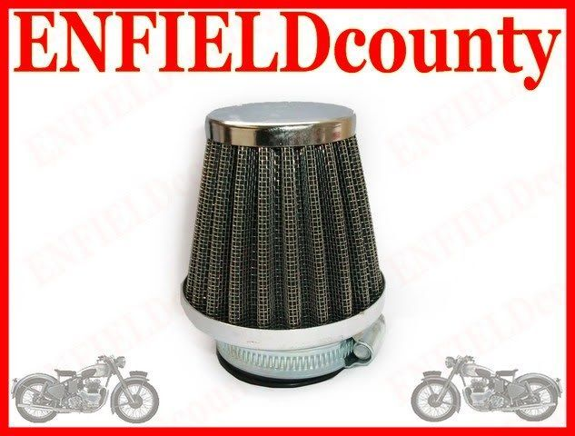 AIR FILTER CONICAL HI PERFORMANCE ALL NEW ROYAL ENFIELD