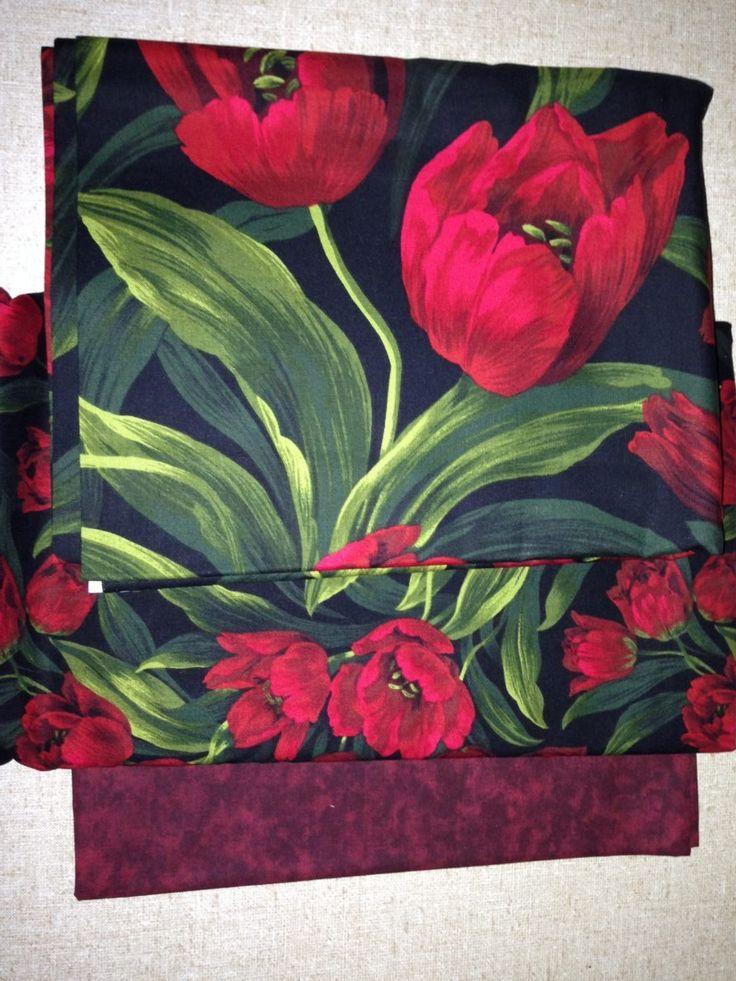 Dark- Tulips