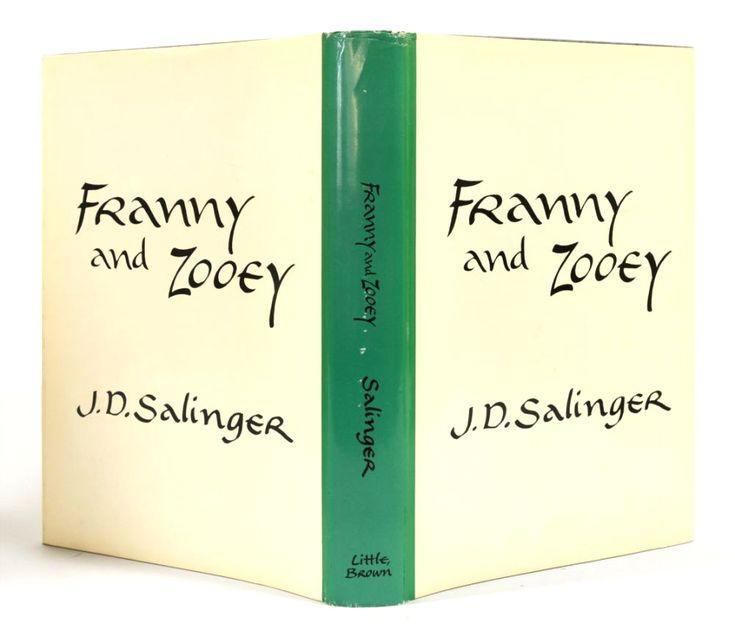 J. D. Salinger: A Cover Story: Design Observer