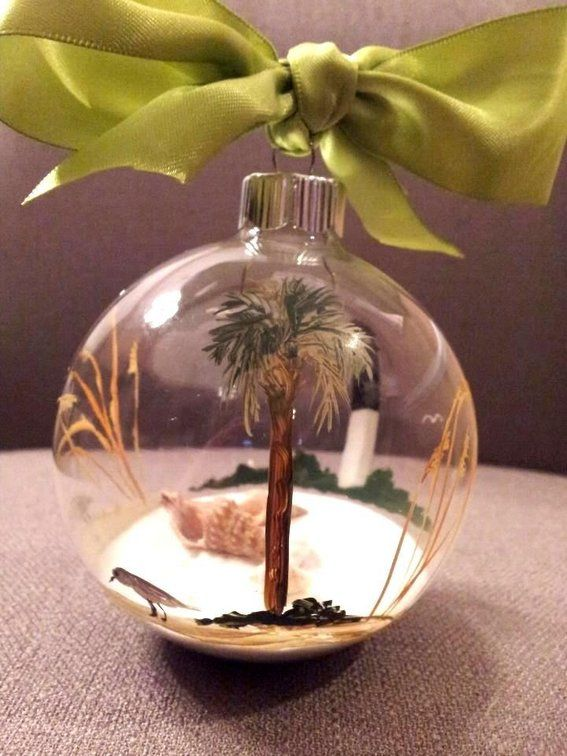 hand painted christmas bulbs | Custom Made Hand-Painted, Glass Christmas Ornaments By Laura ...