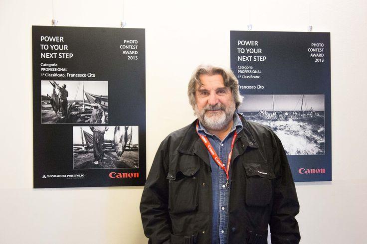 Francesco Cito, il vincitore per i Professional