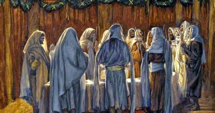 Catholik-blog: La liturgia diaria meditada - Yo estoy en el Padre y el Padre está en mí (Jn 14,7-14) 23/04