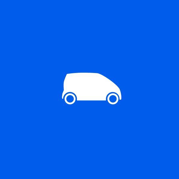 iconwerk 2014 car icon