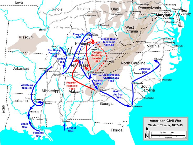 a map of the battle of shiloh i chose this because i am interested in