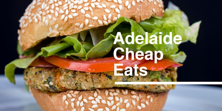 Cheap (and good!) eats in Adelaide