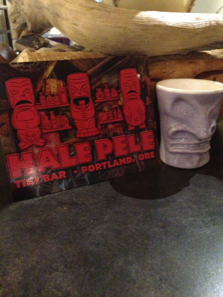 Hale Pepe high T. I. P. S. Y. Factor Tiki Bar