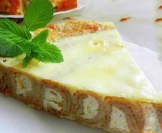 tarta de clatite cu branza de vaci