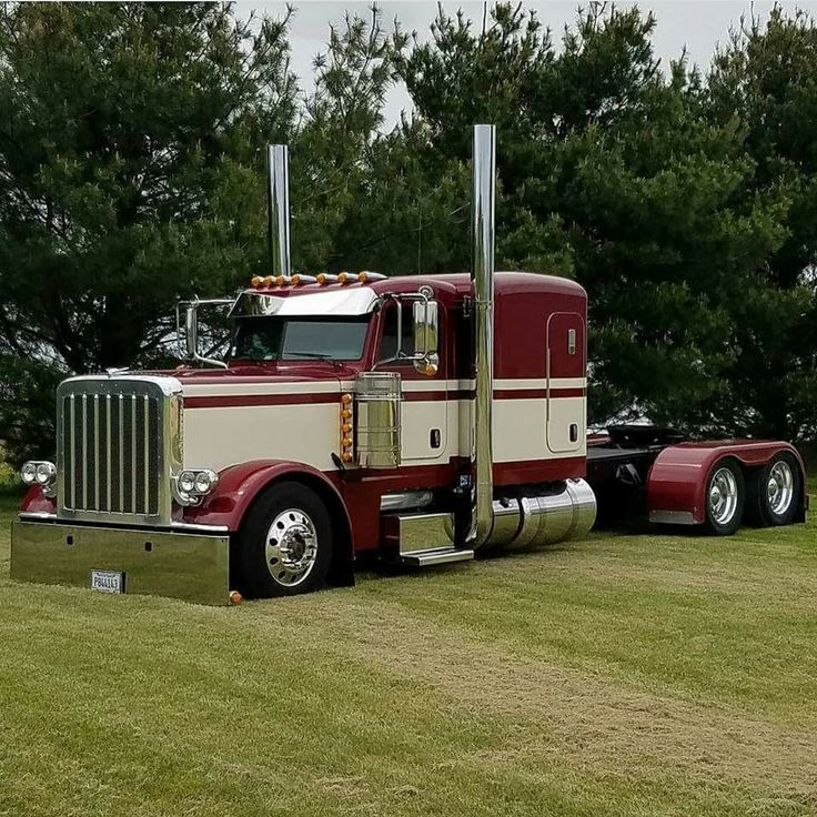 Trucks 3 ☆ Peterbilt custom 359EX Big rig trucks, Rc