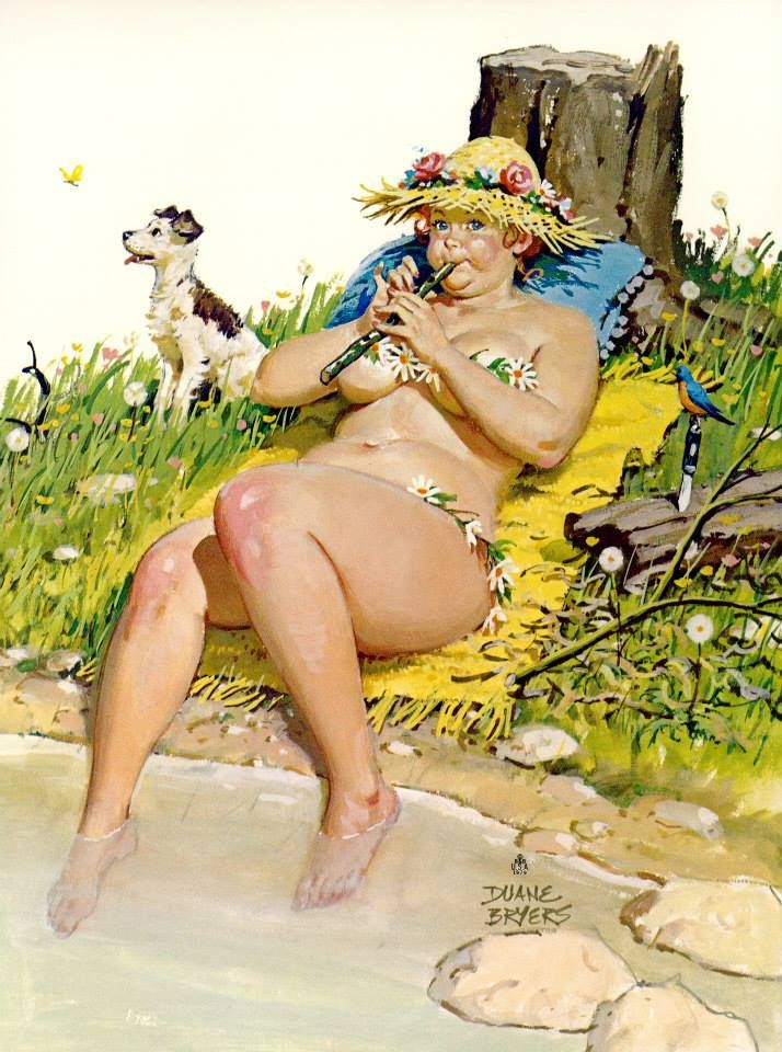407 best Art - Illustration - Hilda images on Pinterest | Pin up ...