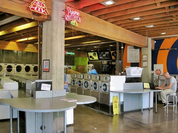 63 Coffee Shop Ideas To Start Successful Business Laundry Shop
