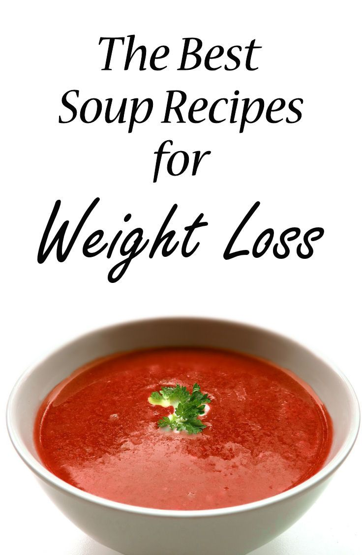 Best Soup Recipes for Weight Loss
