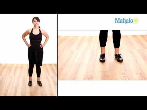 How to Tap Dance: Intermediate Combination #2 - YouTube