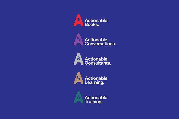 Actionable on Behance