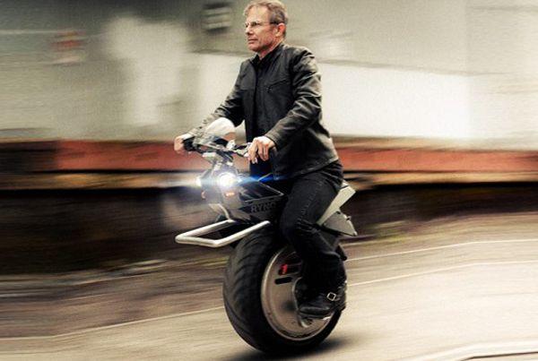 Single-Wheeled Electric Scooter – RYNO Motors