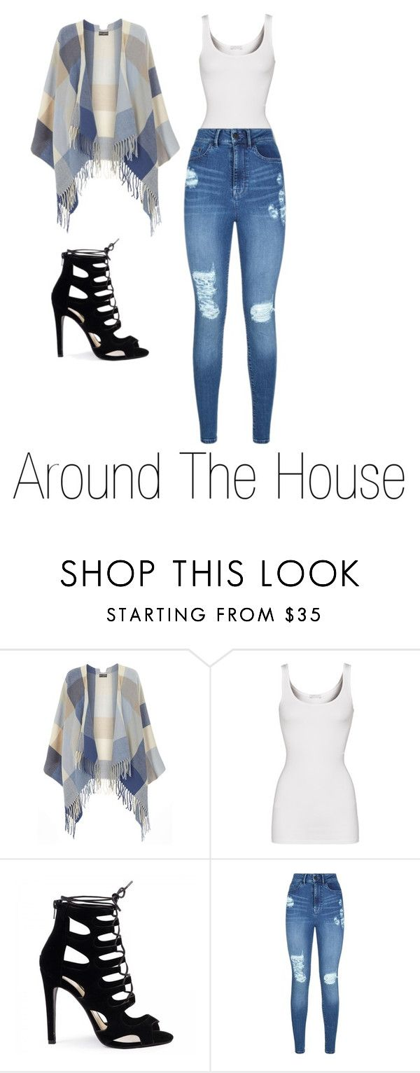 """Around The House"" by chloejmo on Polyvore featuring Dorothy Perkins, iHeart and Lipsy"