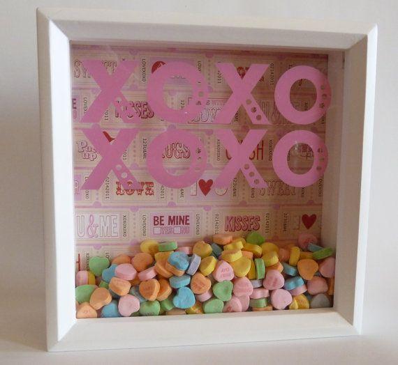 Valentine's Shadow Box!