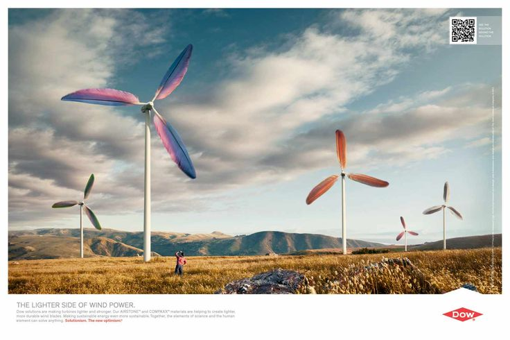 Dow Chemical Company: Wind Turbines