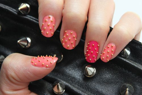 http://blog.lulus.com/beauty/manicure-monday-studded-nails-with-syl-and-sam/#
