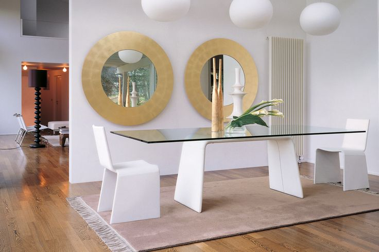 Porada - Egos Table & Eleonora Chairs