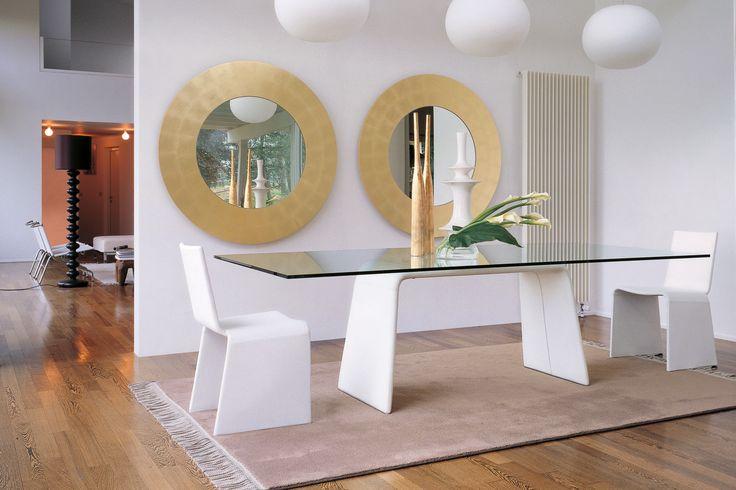 Porada - Egos Table & Eleonora Chairs