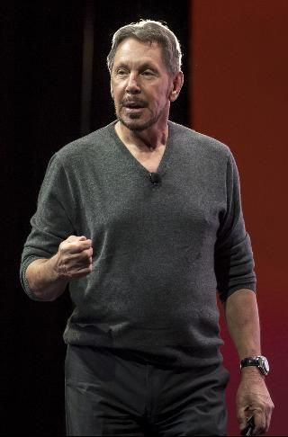 #5 Larry Ellison 2016 Forbes 400 Net Worth $49.3 Billion CEO and Founder, Oracle Age72
