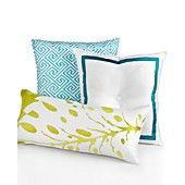 Trina Turk Bedding, Vivacious Decorative Pillows