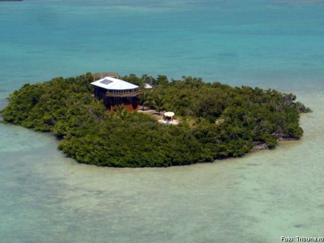 вилла на тропическом острове
