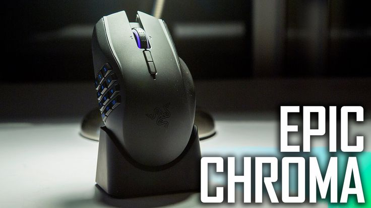 awesome Razer Naga Epic Chroma Wireless MMO Gaming Mouse Review Check more at http://gadgetsnetworks.com/razer-naga-epic-chroma-wireless-mmo-gaming-mouse-review/