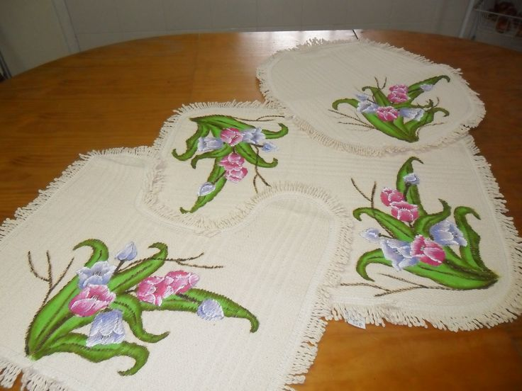 Jogo de banheiro de natal em patchwork fabric