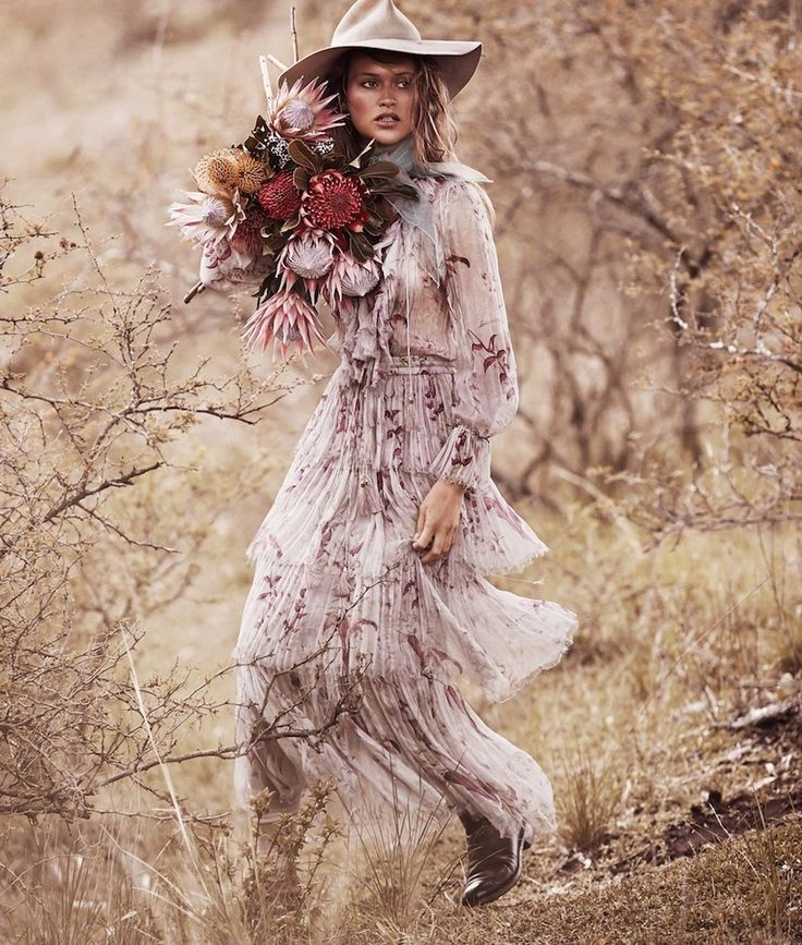 Inspiration For A Bohemian Wedding