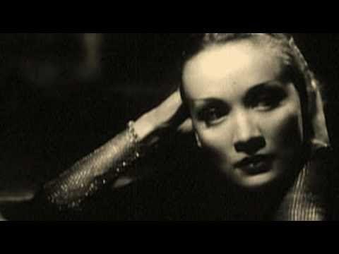 "Marlene Dietrich ""Falling In Love Again (Can't Help It)"" - written by Friedrich Hollaender. Marlene first performed this song in the film, Der Blaue Engel (The Blue Angel) in 1930."