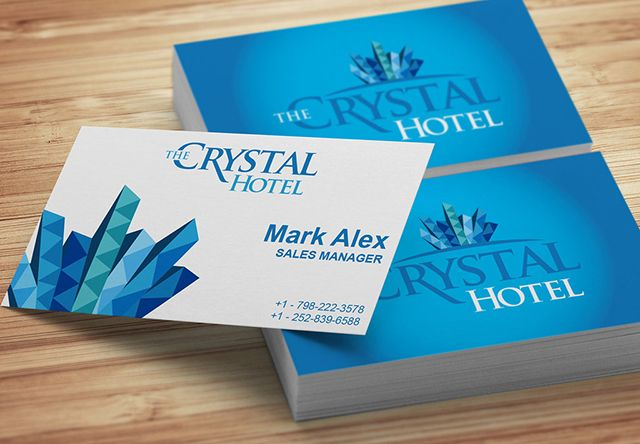 41 best blue business cards templates images on pinterest business stylish abstract blue hotel business cards templates designed for inspiration by logodesignbizz cheaphphosting Gallery