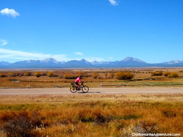 Ultimate Female Packing List for a Bicycle Tour