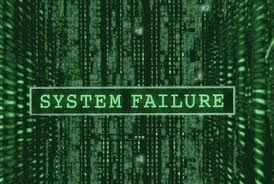 SYSTEM FAILURE! Watch me fail here now: http://youtu.be/21nAdxE-sLA