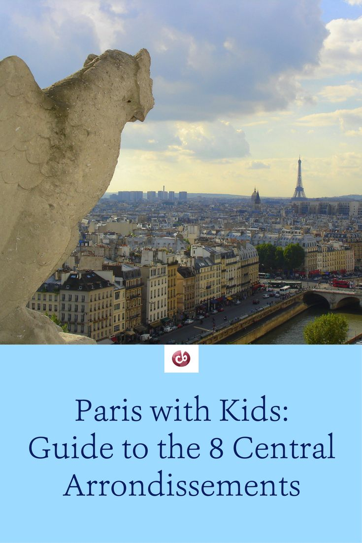 Where to Stay in Paris with Kids: Arrondissement Guide