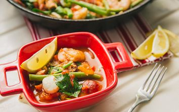 Ola Seafood Paella Recipe...Our Fave Dish To Date!