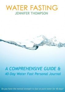 comprehensive guide to water #fasting and ridding your body of parasites
