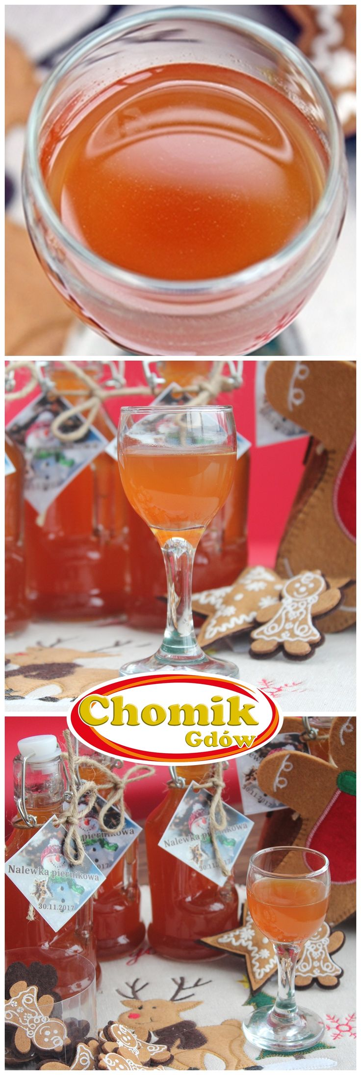 Gingerbread cordial